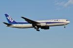 柏の子?さんが、成田国際空港で撮影したエアージャパン 767-381/ERの航空フォト(写真)