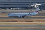 sukhoiさんが、羽田空港で撮影したJALエクスプレス 737-846の航空フォト(写真)
