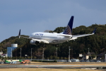 MOHICANさんが、福岡空港で撮影したユナイテッド航空 737-724の航空フォト(写真)