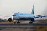 HLeeさんが、台湾桃園国際空港で撮影したエバー航空 777-36N/ERの航空フォト(写真)