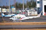 turenoアカクロさんが、高松空港で撮影した四国航空 412EPの航空フォト(写真)