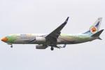 Itami Spotterさんが、ドンムアン空港で撮影したノックエア 737-88Lの航空フォト(写真)