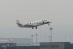 pringlesさんが、チューリッヒ空港で撮影したルクスアヴィエーション 560XL Citation XLSの航空フォト(写真)