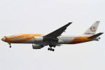 Itami Spotterさんが、ドンムアン空港で撮影したノックスクート 777-212/ERの航空フォト(写真)
