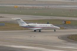 pringlesさんが、チューリッヒ空港で撮影したエア・ハンブルグ 525A Citation CJ2+の航空フォト(写真)