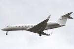 Itami Spotterさんが、ドンムアン空港で撮影したunknown G-V-SP Gulfstream G550の航空フォト(写真)