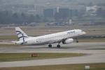 pringlesさんが、チューリッヒ空港で撮影したエーゲ航空 A320-232の航空フォト(写真)