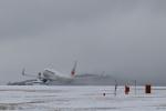 ケンジウムさんが、広島空港で撮影した日本航空 737-846の航空フォト(写真)
