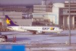 奈良ン児さんが、中部国際空港で撮影したスカイマーク 737-8Q8の航空フォト(写真)