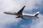 ぎんじろーさんが、成田国際空港で撮影した日本航空 777-346/ERの航空フォト(写真)