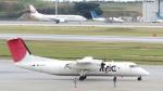 誘喜さんが、那覇空港で撮影した琉球エアーコミューター DHC-8-314 Dash 8の航空フォト(写真)