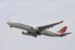 rokko2000さんが、関西国際空港で撮影したトランスアジア航空 A330-343Xの航空フォト(写真)