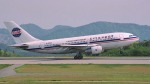 けんじさんが、広島空港で撮影した中国西北航空 A310-222の航空フォト(写真)