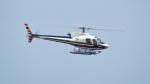 誘喜さんが、那覇空港で撮影したアイラス航空 AS350B2 Ecureuilの航空フォト(写真)