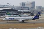 rokko2000さんが、関西国際空港で撮影したV エア A321-231の航空フォト(写真)