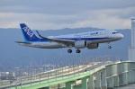 amagoさんが、関西国際空港で撮影した全日空 A320-271Nの航空フォト(写真)
