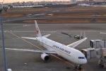 ぷかちさんが、羽田空港で撮影した日本航空 767-346/ERの航空フォト(写真)