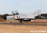 snowmanさんが、茨城空港で撮影した航空自衛隊 F-4EJ Kai Phantom IIの航空フォト(写真)
