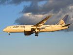 きゅうさんが、成田国際空港で撮影したユナイテッド航空 787-822の航空フォト(写真)