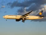 きゅうさんが、成田国際空港で撮影したルフトハンザ・カーゴ 777-FBTの航空フォト(写真)