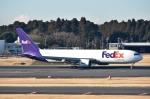 sky77さんが、成田国際空港で撮影したフェデックス・エクスプレス 767-3S2F/ERの航空フォト(写真)