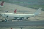 ぽっぽさんが、羽田空港で撮影した日本航空 747-446(BCF)の航空フォト(写真)