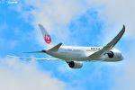 吉田高士さんが、成田国際空港で撮影した日本航空 787-846の航空フォト(写真)