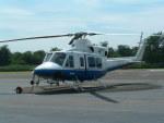 空とぶイルカさんが、群馬ヘリポートで撮影した東邦航空 412SPの航空フォト(写真)