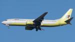 coolinsjpさんが、金浦国際空港で撮影したジンエアー 737-86Nの航空フォト(写真)