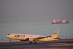 fortnumさんが、羽田空港で撮影したAIR DO 767-381の航空フォト(写真)