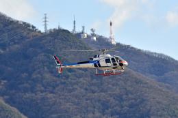 Gambardierさんが、岡南飛行場で撮影した中日本航空 AS350B3 Ecureuilの航空フォト(写真)