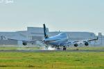 吉田高士さんが、成田国際空港で撮影したキャセイパシフィック航空 747-467F/ER/SCDの航空フォト(写真)