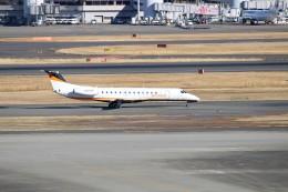 ハム太郎さんが、羽田空港で撮影したジェットゴー・オーストラリア ERJ-140LRの航空フォト(写真)