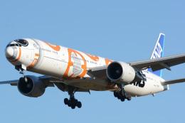 banshee02さんが、成田国際空港で撮影した全日空 777-381/ERの航空フォト(写真)