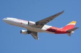 banshee02さんが、成田国際空港で撮影したイベリア航空 A330-202の航空フォト(写真)