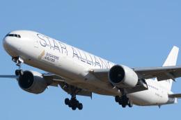 banshee02さんが、成田国際空港で撮影したシンガポール航空 777-312/ERの航空フォト(写真)