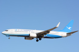 banshee02さんが、成田国際空港で撮影した厦門航空 737-86Nの航空フォト(写真)
