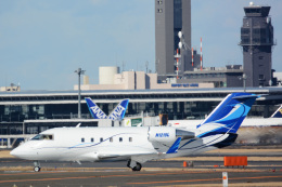 banshee02さんが、成田国際空港で撮影した不明 CL-600-2A12 Challenger 601の航空フォト(写真)