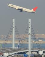 まさとしさんが、羽田空港で撮影した全日空 767-381の航空フォト(写真)