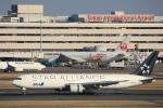 まさとしさんが、羽田空港で撮影した全日空 767-381/ERの航空フォト(写真)