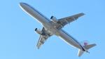 誘喜さんが、関西国際空港で撮影した中国国際航空 A321-213の航空フォト(写真)