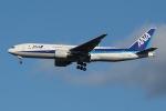 じゃがさんが、成田国際空港で撮影した全日空 777-281/ERの航空フォト(写真)