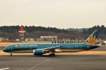 にしやんさんが、成田国際空港で撮影したベトナム航空 787-9の航空フォト(写真)