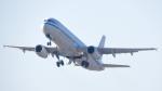 誘喜さんが、関西国際空港で撮影した中国国際航空 A321-232の航空フォト(写真)