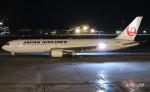RINA-200さんが、小松空港で撮影した日本航空 767-346/ERの航空フォト(写真)