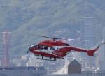 Take51さんが、神戸空港で撮影した神戸市航空機動隊 BK117C-2の航空フォト(写真)