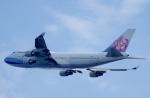 CB20さんが、関西国際空港で撮影したチャイナエアライン 747-409の航空フォト(写真)