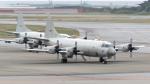 誘喜さんが、那覇空港で撮影した海上自衛隊 P-3Cの航空フォト(写真)