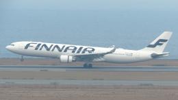 誘喜さんが、関西国際空港で撮影したフィンエアー A330-302Xの航空フォト(写真)