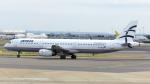 誘喜さんが、ロンドン・ヒースロー空港で撮影したエーゲ航空 A321-232の航空フォト(写真)